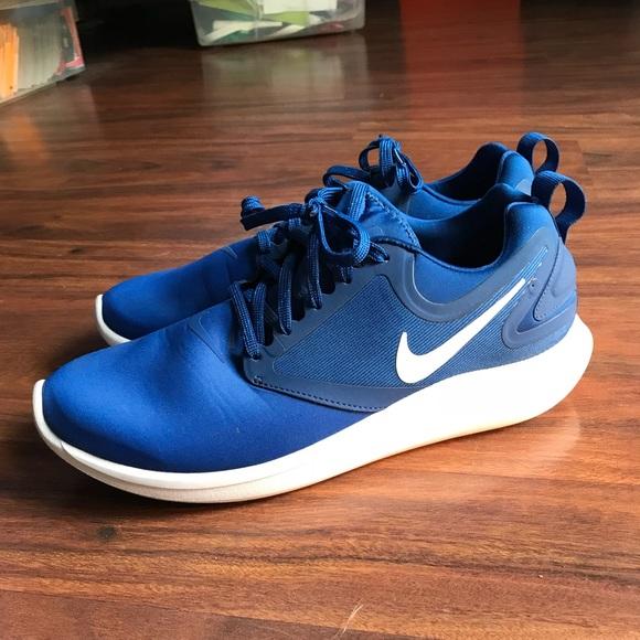 5a4d3d09d66a2 Nike Lunar solo blue shoes. M 5b6a4c980945e07c90d87e6f
